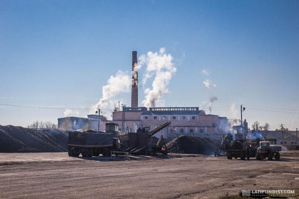 Ланновский сахарный завод